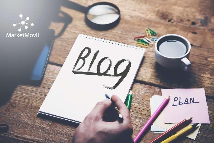 crear blog profesional en sevilla