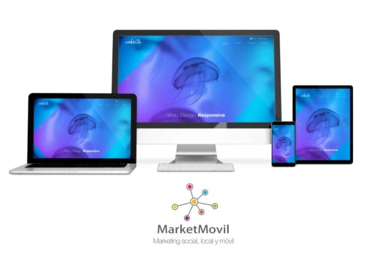 Diseño pagina web responsive Sevilla