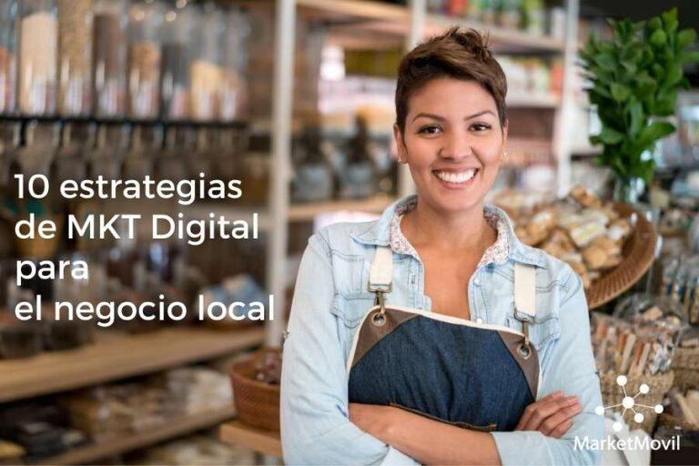 10 estrategias de Marketing Digital